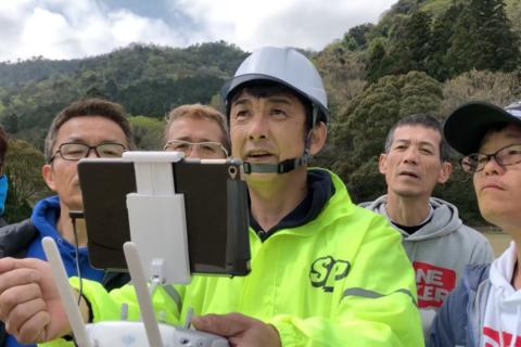 琵琶湖DRONE WALKER(ドローン ウォーカー)